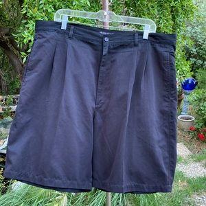 MONTAGE MICROFIBER Men's Black Shorts Sz 40